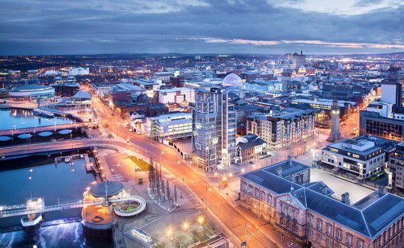 Misja Irlandia – Belfast