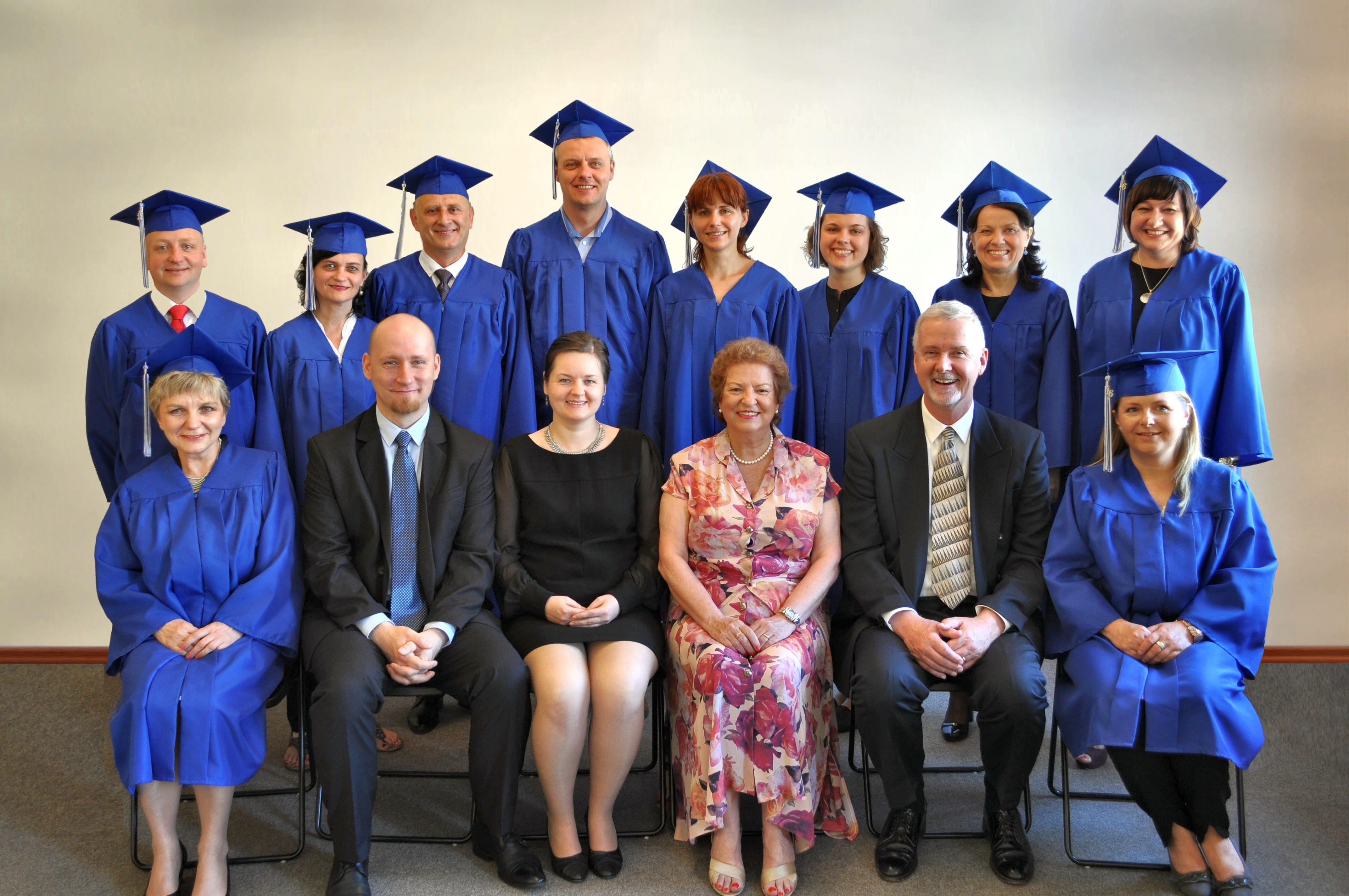 Graduacja 2016
